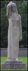 Denkmal gegen Faschismus der Stadt Wien - Trauernde02