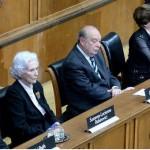 Kurier - Gedenkfeier im Parlament