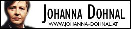 Webseite Johanna Dohnal