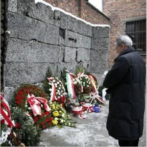 HBP Fischer in Auschwitz