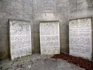 Jüd. Soldaten des ersten Weltkriegs - Opfer der Shoa - 2 klein