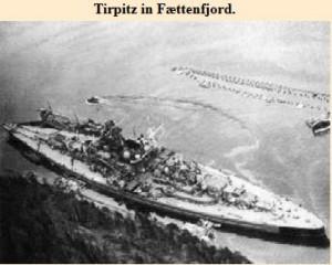 Tirpitz-Originalfoto